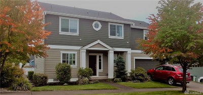 Gig Harbor Single Family Home For Sale: 11461 Glacier Place NW