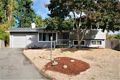 Auburn Single Family Home For Sale: 3646 S 292nd Place