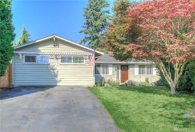 Kirkland Single Family Home For Sale: 13503 120th Ave NE