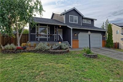 Spanaway Single Family Home For Sale: 19512 15th Av Ct E