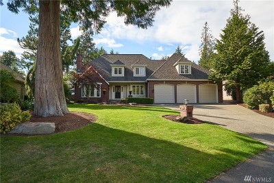 Sammamish Single Family Home For Sale: 3337 259th Place SE