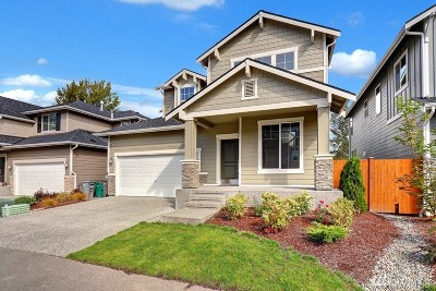 Bothell Single Family Home For Sale: 16217 5th Dr SE