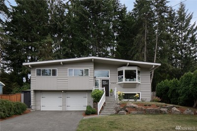 Edmonds Single Family Home For Sale: 23414 94th Place W
