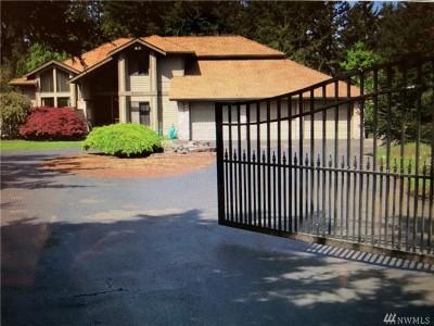Tacoma Single Family Home For Sale: 3323 179th St E