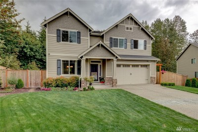 Lake Stevens Single Family Home Contingent: 1125 80th Dr NE
