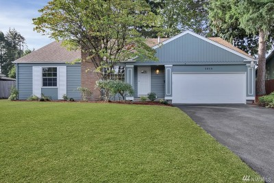 Auburn Single Family Home For Sale: 3350 19th St SE