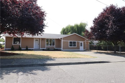 Pierce County Single Family Home For Sale: 502 E 52nd St