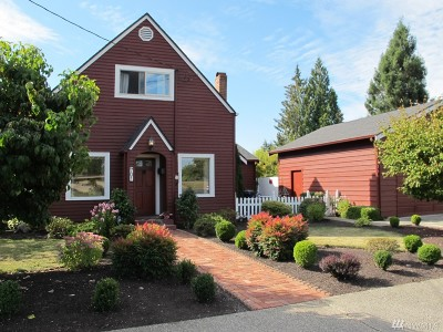 Snohomish Single Family Home For Sale: 701 13th St