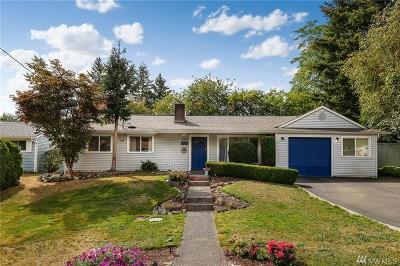 Renton Single Family Home For Sale: 691 Redmond Ave NE