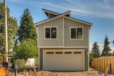Seatac Single Family Home For Sale: 4251 S 166th St