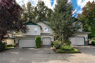 Bothell Single Family Home For Sale: 18616 19th Dr SE