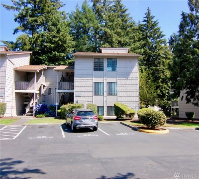 Federal Way Condo/Townhouse For Sale: 33020 17th Place #B304