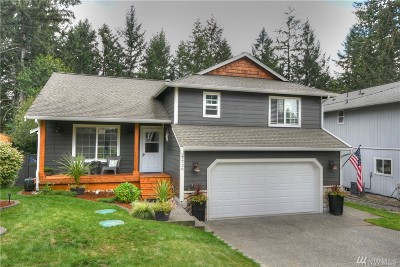 Single Family Home For Sale: 7729 41st Ave SE