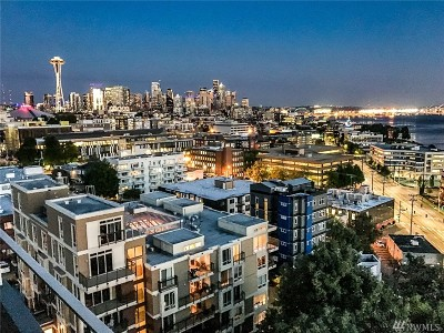 Condo/Townhouse For Sale: 521 5th Ave W #1101