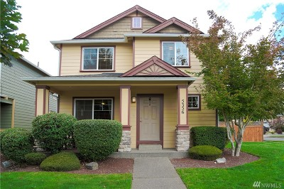 Lacey Single Family Home For Sale: 5356 Balustrade Blvd SE
