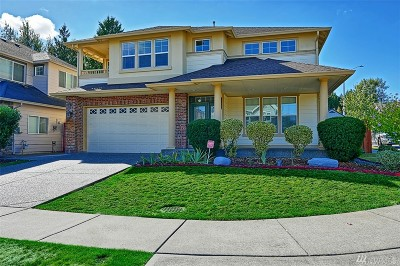 Bothell Single Family Home For Sale: 15622 36th Ave SE