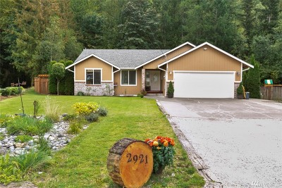 Single Family Home For Sale: 2921 Green Valley Dr