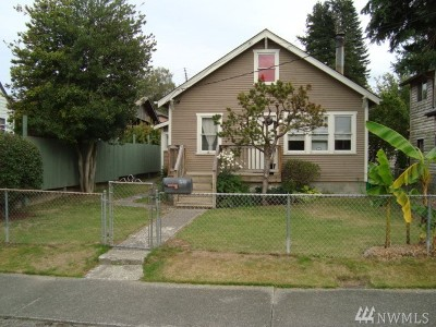 Bremerton Single Family Home For Sale: 1110 Bloomington Ave