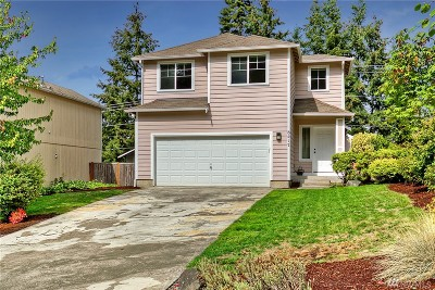 Puyallup Single Family Home For Sale: 8417 160th St Ct E