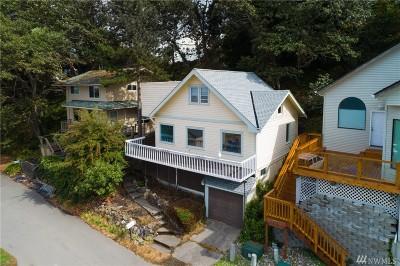Tacoma Single Family Home For Sale: 6721 Whitman St NE