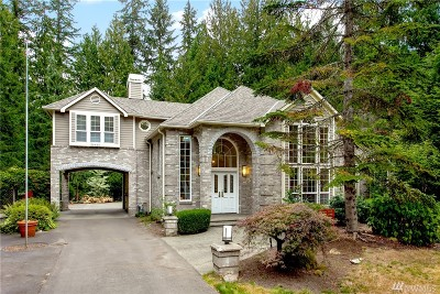 Issaquah Single Family Home For Sale: 25652 SE 149th St