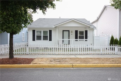 Single Family Home For Sale: 4820 42nd Lane SE