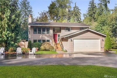 Maple Valley Single Family Home For Sale: 24811 214th Ave SE