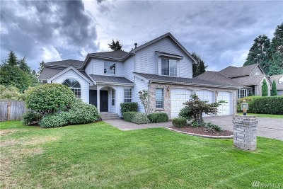 Pierce County Single Family Home For Sale: 8014 57th St W