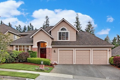 Bothell Single Family Home For Sale: 2824 204th St SE