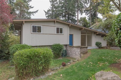 Single Family Home For Sale: 2106 109th Ave SE
