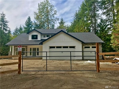 Gig Harbor Single Family Home For Sale: 15008 44th Av Ct NW