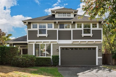 Sammamish Single Family Home For Sale: 571 237th Ave SE