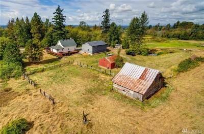 Whatcom County Single Family Home For Sale: 5060 Hackett Rd