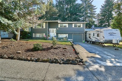 Renton Single Family Home For Sale: 12821 SE 184th Place