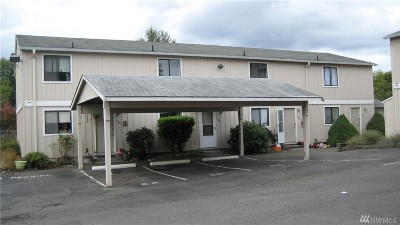 Tacoma Condo/Townhouse For Sale: 1503 104th St E
