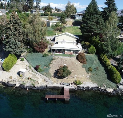 Chelan County, Douglas County Single Family Home For Sale: 59 Colbalt Lane