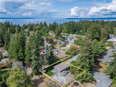 Edmonds Single Family Home For Sale: 17710 69th Place W