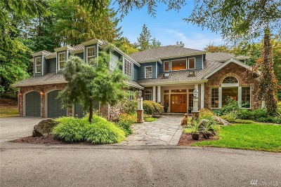 Issaquah Single Family Home For Sale: 26615 SE 37th Place