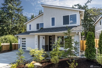 Kirkland Single Family Home For Sale: 12618 NE 85th Lane