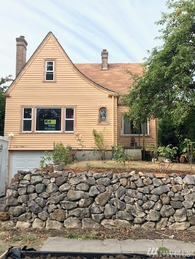 Pierce County Single Family Home For Sale: 3719 S 8th Street