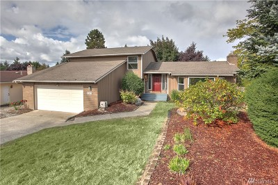 Federal Way Single Family Home For Sale: 31459 40th Ave SW