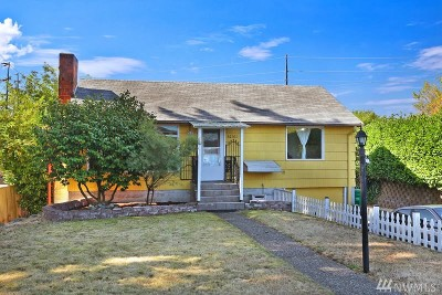 Shoreline Single Family Home For Sale: 16101 Midvale Ave N
