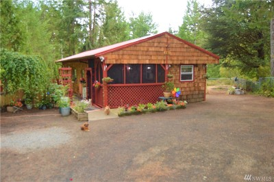 Mason County Single Family Home For Sale: 191 N Union Dr