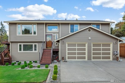 Tukwila Single Family Home For Sale: 15630 47th Ave S