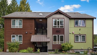 Redmond Condo/Townhouse For Sale: 15112 NE 82nd St #302