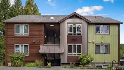 Redmond Condo/Townhouse For Sale: 15112 NE 82nd St #302
