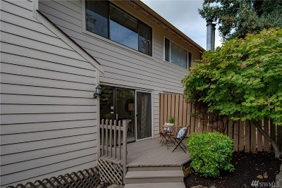 Seattle Condo/Townhouse For Sale: 9730 Ashworth Ave N #1