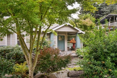 Bothell Single Family Home For Sale: 10735 NE 187th St
