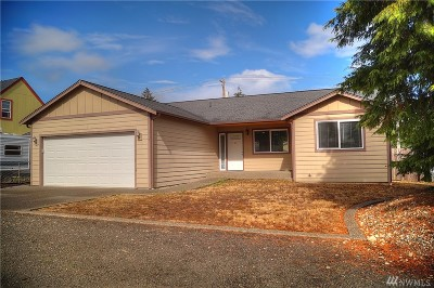 Shelton WA Single Family Home Sold: $234,000