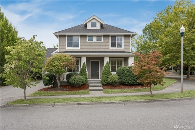 Snoqualmie Single Family Home For Sale: 7521 Dogwood Lane SE